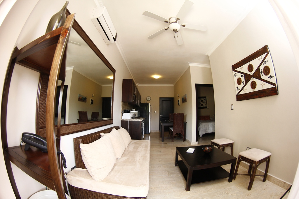 Fully furnished 2 bedrooms Apartment for rent in Sosua - 0050